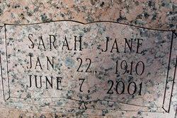"""Sarah Jane """"Dolly"""" <I>Medders</I> Abner"""