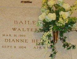 Dianne <I>Helms</I> Bailey