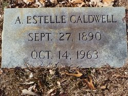 A. Estelle Caldwell