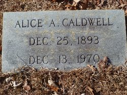 Alice A. Caldwell