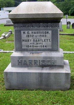 William Gustavus Harrison
