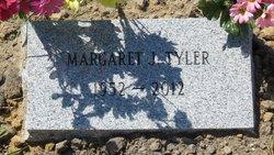 Margaret J Tyler