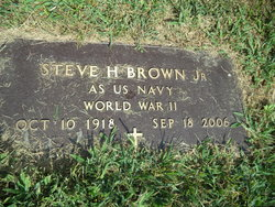 Steve H. Brown, Jr