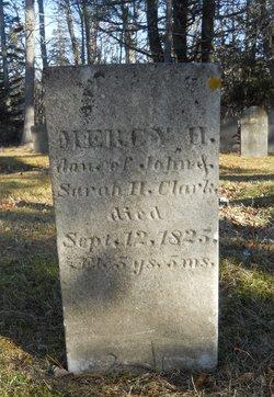 Mercy Higgins Clark