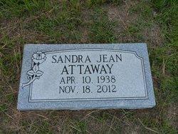 Sandra Jean Attaway
