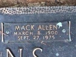 Mack Allen Gaskins