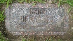 Baby Girl Henschel