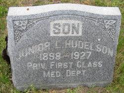 Junior Leslie Hudelson