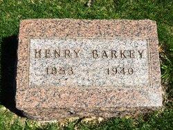 Henry Barkey Ayres
