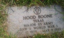 Hood Boone