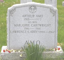 Marjorie <I>Cartwright</I> Amo
