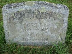 Robert E Coffey