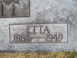 Etta Lee <I>Williams</I> Bennett