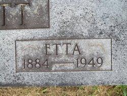 Etta Lee <I>Williams</I> Bennett
