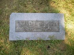 Mamie Luinda <I>Armstrong</I> Jewett