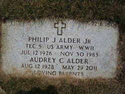 Philip J Alder, Jr