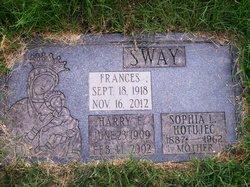 Harry Edward Sway