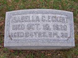 Isabella C. <I>Detweiler</I> Eckert