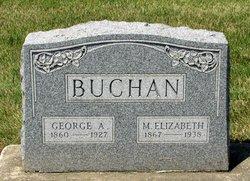 George Alexander (Alex) Buchan