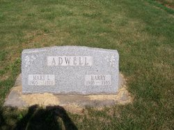 Mary Lucille <I>Isenberg</I> Adwell