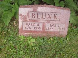 Ward Raymond Blunk