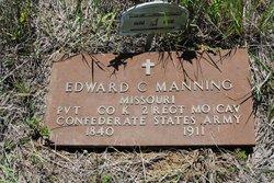Edward Cornelius Manning