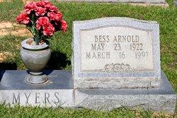 Bess <I>Arnold</I> Myers