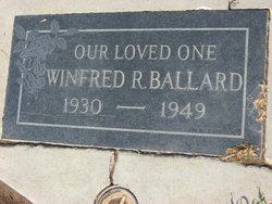 Winfred Ray Ballard