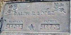 Ralph R Lopez