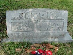 Joseph T Duval