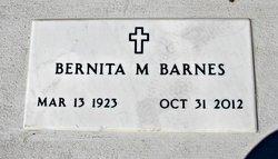 Bernita Mae <I>Bender</I> Barnes