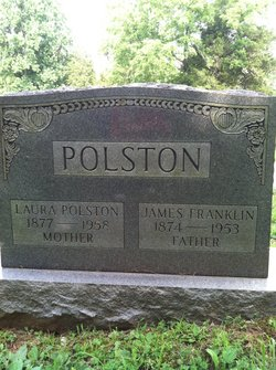 Laura Belle <I>Polston</I> Polston