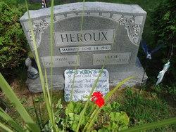 Cecil J <I>Smith</I> Heroux