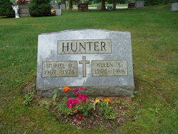 Helen E <I>Reiswitz</I> Hunter