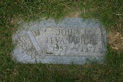 John Levanavich, Jr