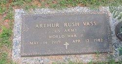 Arthur Rush Vass
