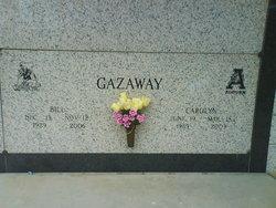 """William Joseph """"Bill"""" Gazaway"""