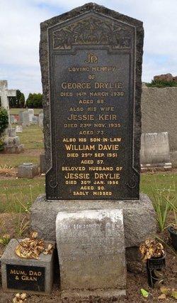 Jessie <I>Drylie</I> Davie