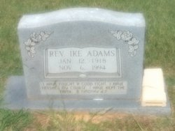 Rev Ike Adams