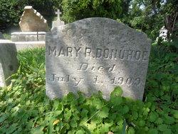 Mary R Donuhoe
