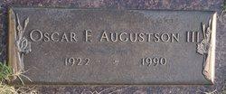 Oscar F Augustson III