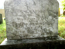 Amy A <I>Remington</I> Ransbottom