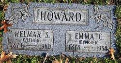Emma <I>Isgrigg</I> Howard