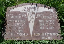 "Arie ""Harry"" Zappey"