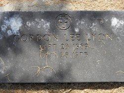 Gordon Lee Lyon
