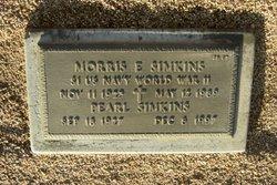 Morris E Simkins
