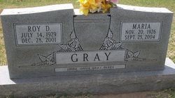 Roy Dean Gray