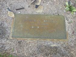 Corp Arthur Augustus Backus, Sr