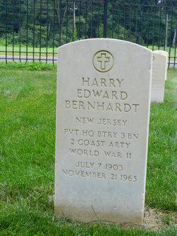 Harry Edward Bernhardt