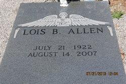 Lois <I>Beavers</I> Allen
